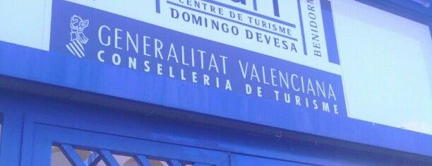 """CdT """"Domingo Devesa"""" de Benidorm is one of C.M.."""