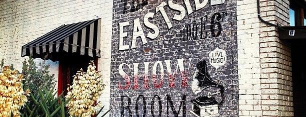 East Side Showroom is one of Austin.