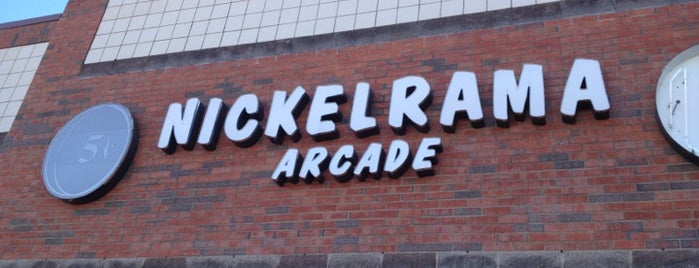 Nickelrama is one of Not-so-Usual Things to Do.
