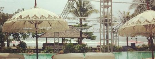 Cocoon Beach Club & Restaurant is one of Bali.