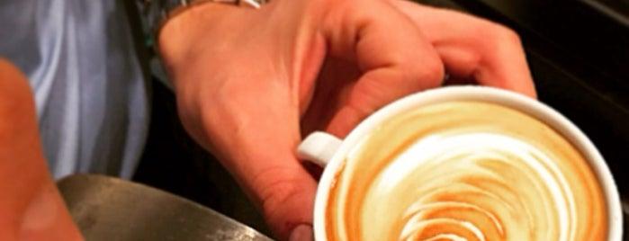 Zibetto Espresso Bar is one of coffee nyc.