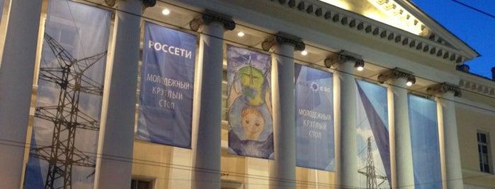 Академия Наук РФ is one of Ночь музеев 2017 / ArtNight '17.