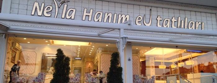 Nejla Hanım Ev Tatlıları is one of Karadeniz.