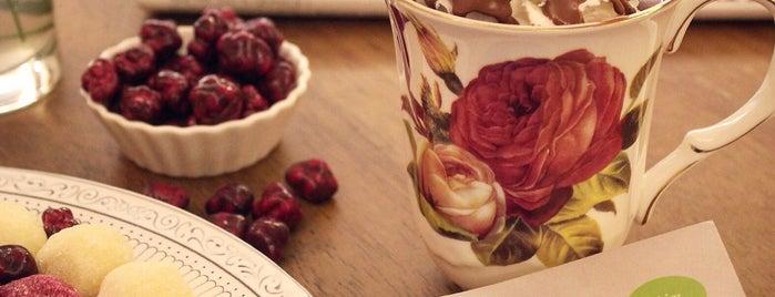 Hümaliva Çikolata & Kahve is one of Sonradan Gurme.