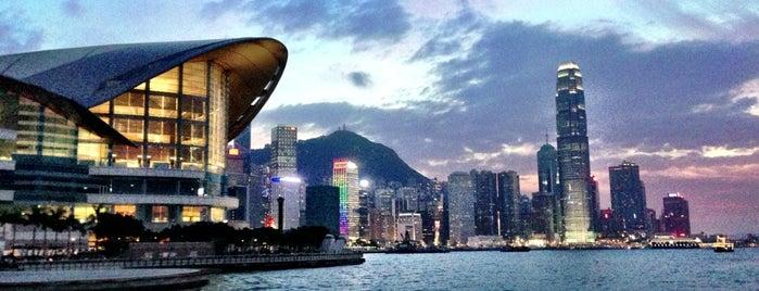 Star Ferry Pier (Tsim Sha Tsui) is one of Shops & Malls & Places.