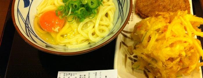 Marugame Seimen is one of 新横浜マップ.