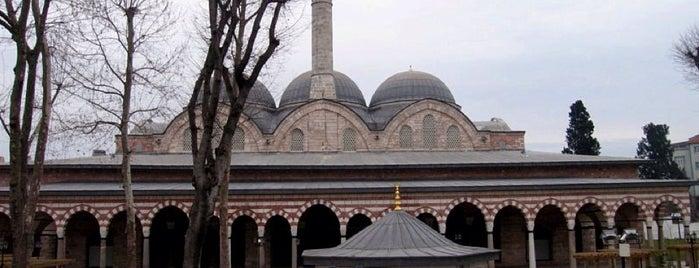 Piyale Paşa Camii is one of İstanbul'daki Mimar Sinan Eserleri.