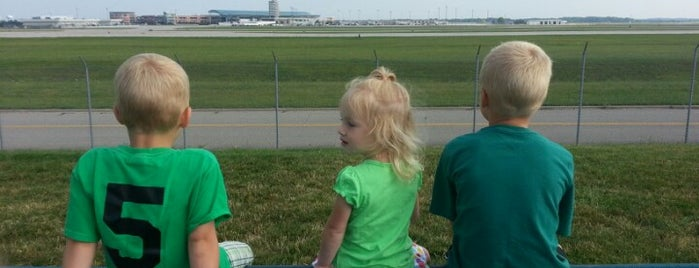 Airport Viewing Area is one of Parks/Outdoor Spaces in GR.
