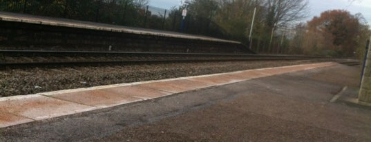 Stonehouse Railway Station (SHU) is one of Railway stations I've been to.
