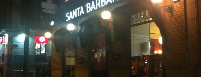 Santa Bárbara is one of Madrid: de Tapas, Tabernas y +.