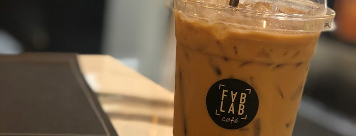 Fablab Café is one of Sweet and Cafe 💕🍰☕️.