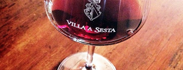 Villa a Sesta is one of Chianti Classico Producers.