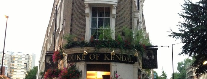 Duke of Kendal is one of BMAG's Pubs.