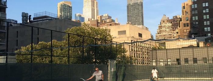 Midtown Tennis Club is one of Sweat!.