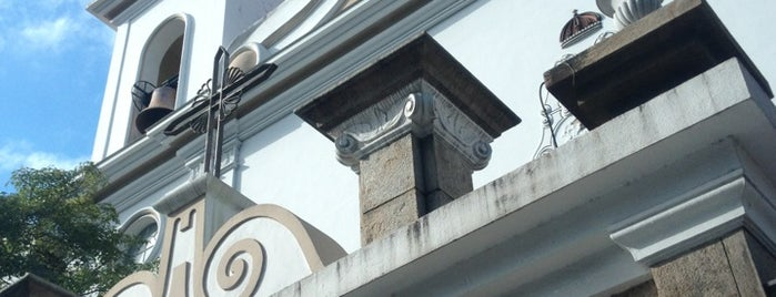 Igreja Porciúncula de Sant'anna is one of #Rio2013 | Catequese [Portuguese].