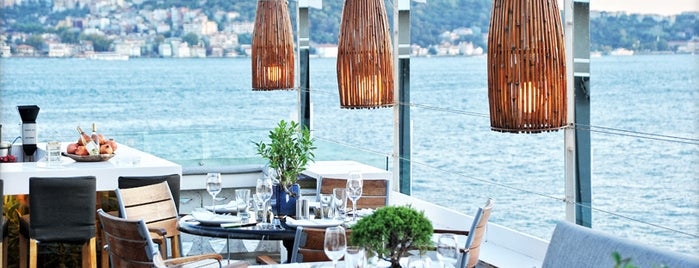 Banyan Restaurant is one of Istanbul - Europe.