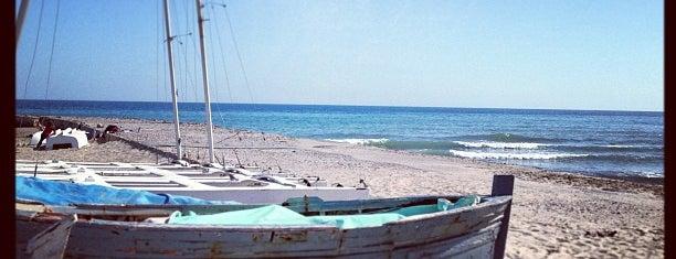 Platja de Terramar is one of BOOM Sitges.