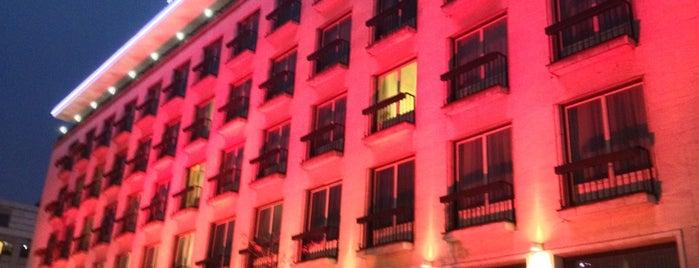 Hotel Devín is one of TREND Top restaurants.