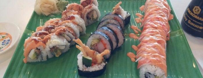 Nhinja Sushi & Wok is one of Food Favies.