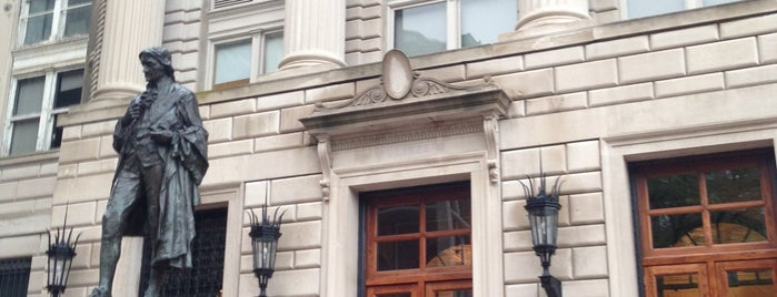 Columbia University: Graduate School of Journalism is one of NY.