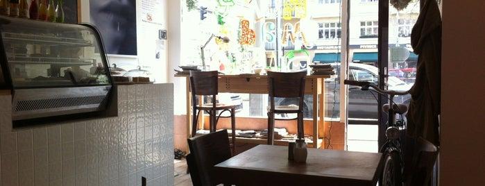 Fox & Deer is one of Coffee & work places.