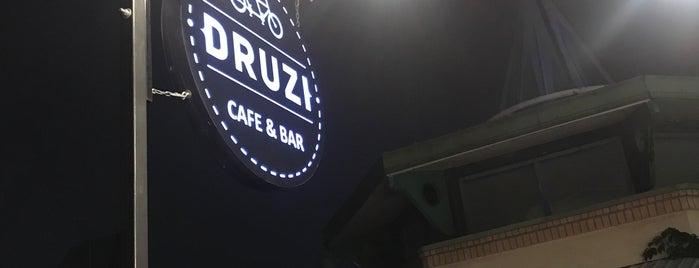 DRUZI cafe&bar is one of Kiev.