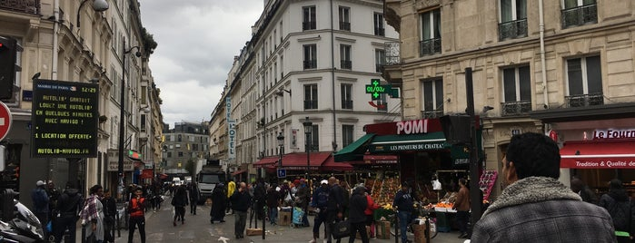 Marché Dejean is one of J'Aime Paris.