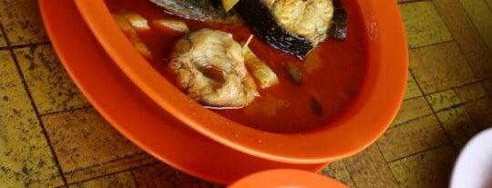 Kari Ikan Sembilang is one of Makan @ Utara #12.