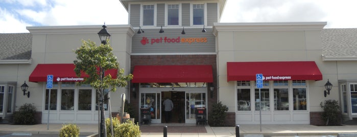 Pet Food Express is one of Dog-Friendly Monterey Peninsula.