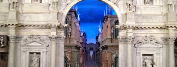 Teatro Olimpico is one of Venice.