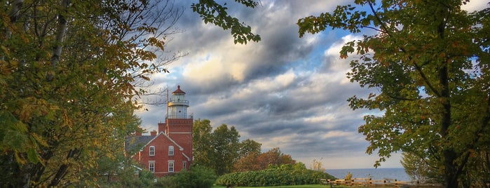 Big Bay Point Lighthouse B&B is one of Best Places to Check out in United States Pt 3.