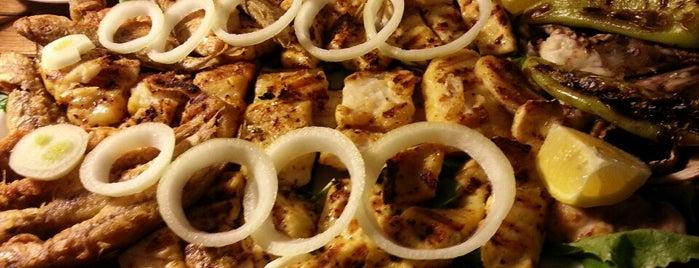 Sandal Balık Evi is one of Best Food, Beverage & Dessert in İstanbul.
