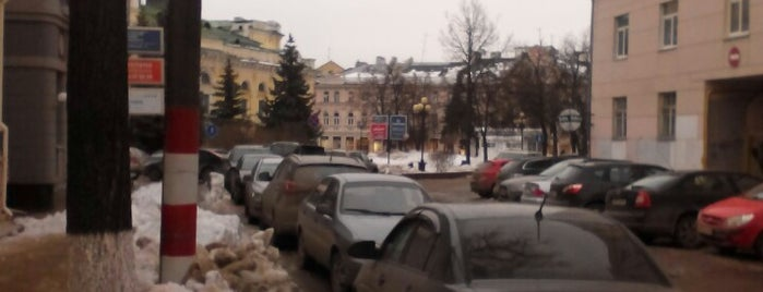 Пискунова, 3/4 is one of Нижний Новгород / Nizhniy Novgorod.