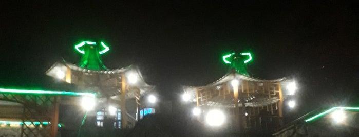 Poseidon Hotel is one of Отели.