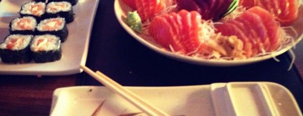 Sushi Dara is one of Guia Rio Sushi by Hamond.