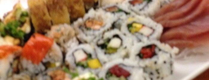 Flying Sushi is one of Restaurante Japonês.