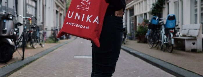 Sunika is one of Amsterdam.