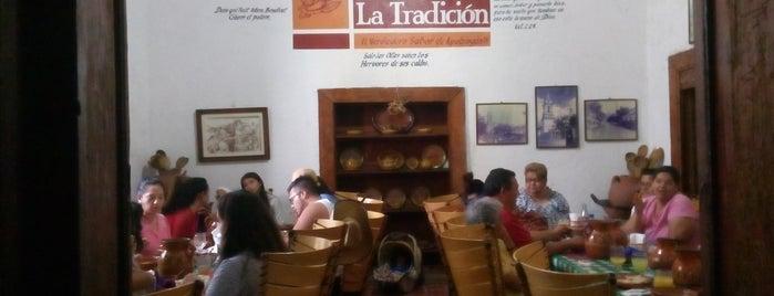 La Tradición is one of Michoacán.
