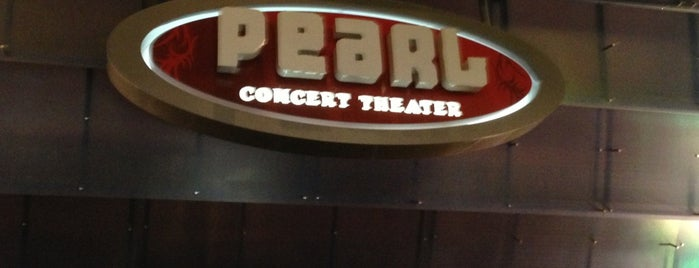 The Pearl Concert Theater is one of Las Vegas's Best Music Venues - 2013.