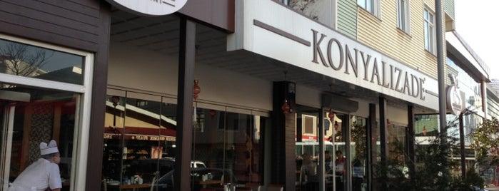 Konyalızade is one of Yeme içme.