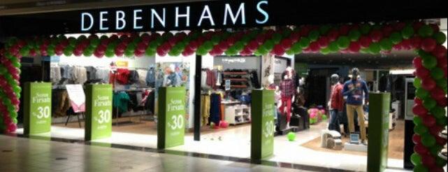 Debenhams is one of Shopping.