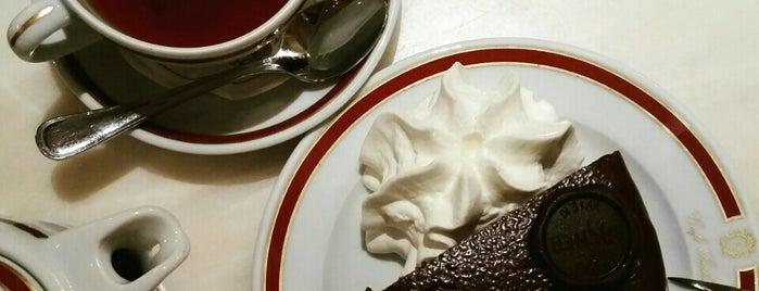 Café Sacher Salzburg is one of Food & Fun - Vienna, Graz & Salzburg.