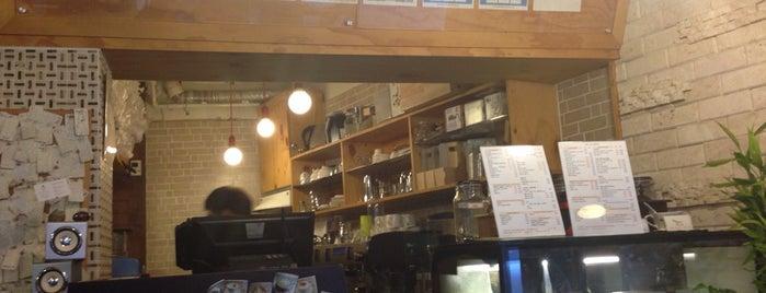 Cafe JeJe is one of Coffee&desserts.