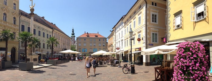 Alter Platz is one of Slovenia 2013.