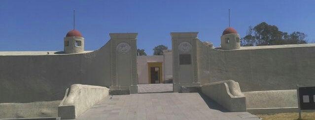 Fuerte de Loreto is one of Puebla #4sqCities.