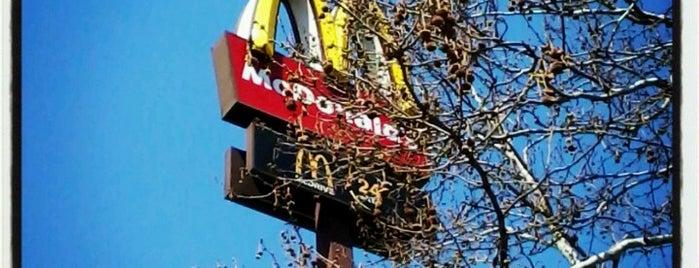 McDonald's is one of Sitios que he estado en Belgrado.