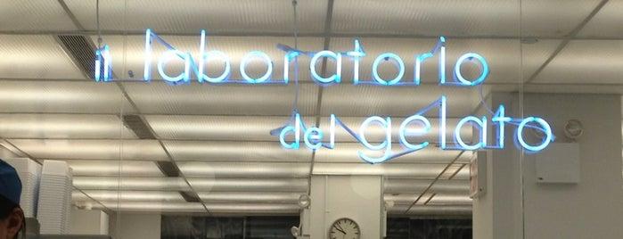 Il Laboratorio del Gelato is one of Manhattan Essentials.