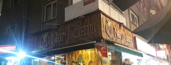 Nar-ı Dem is one of Konya'da Café ve Yemek Keyfi.