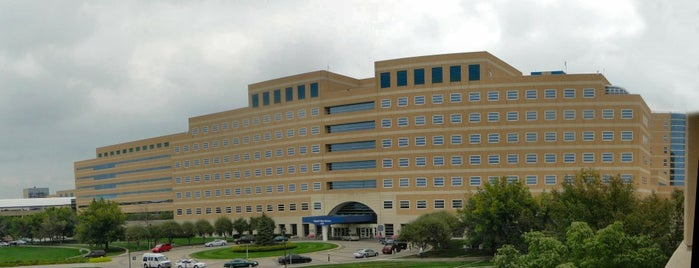 Methodist Hospital of Indianapolis is one of SU MH.
