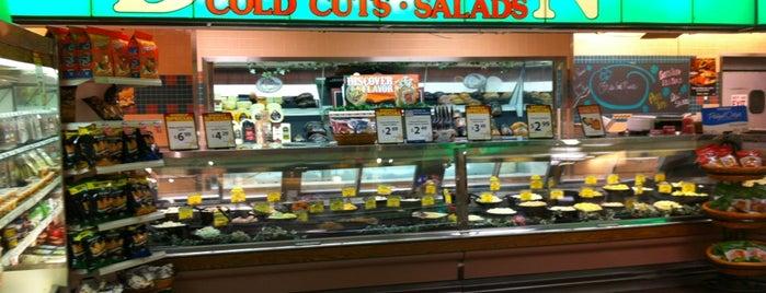 O'Malia's Food Market is one of Favorites.